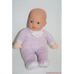 Firstlove Baby born csörgős plüss baba