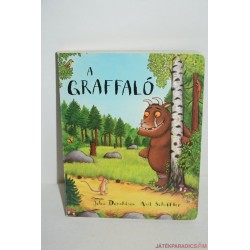 A Gruffalo kemény lapos könyvecske