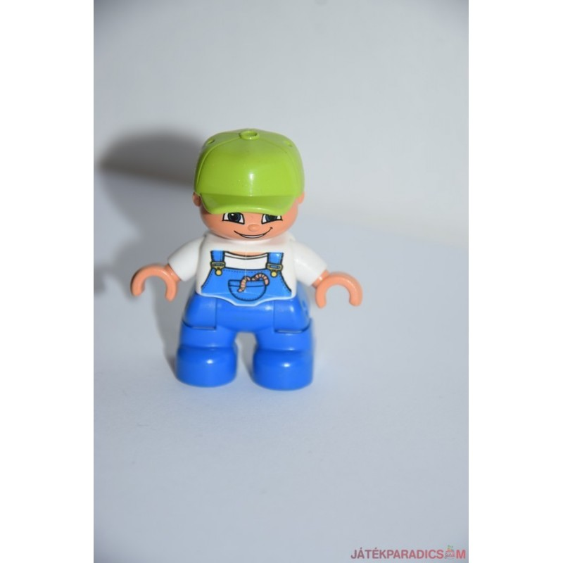 Lego Duplo baseball sapkás kisfiú