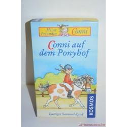 Conni auf dem Ponyhof Conni a lovardában társasjáték