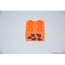 Lego Duplo katicák képes kocka