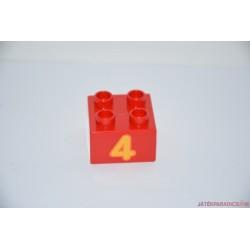 Lego Duplo 4 képes kocka