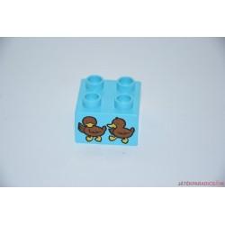 Lego Duplo kiskacsák képes kocka