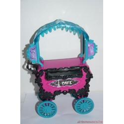 Monster High Cafe kocsi