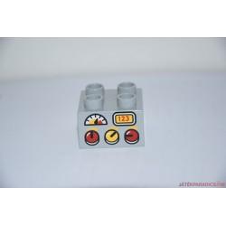 Lego Duplo műszerfal képes kocka