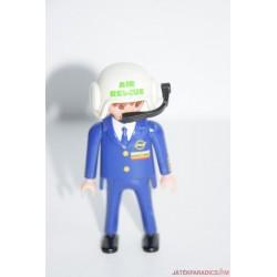 Playmobil légi irányítóközpont mentő diszpécser