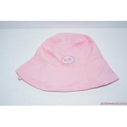 Baby Born rózsaszín kalap