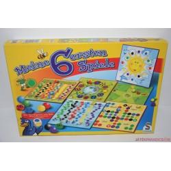 Meine 6 ersten Spiele 6 első játékom társasjáték