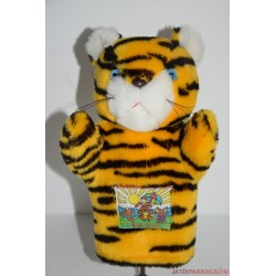 Tigris plüss báb