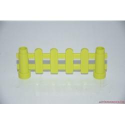 Lego Duplo világoszöld kerítés