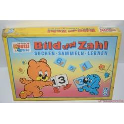 Bild und Zahl Bussi Bello számolós társasjáték