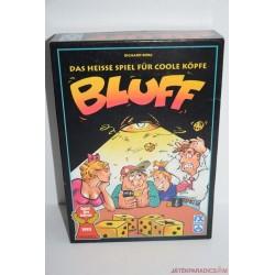 Bluff stratégiai társasjáték Extra ritkaság!