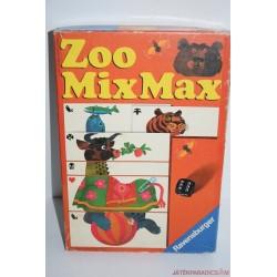 Zoo Mix Max kirakós társasjáték