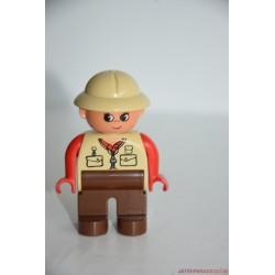 Lego Duplo szafari vadász