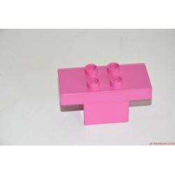 Lego Duplo rózsaszín szétszedhető asztal