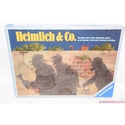 Heimlich & Co Titkos és Tsa. nyomozós társasjáték