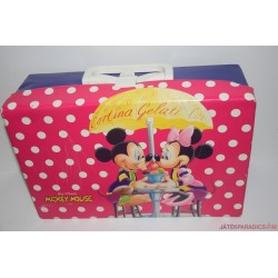 Minnie és Mickey egér bőrönd