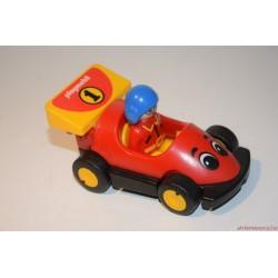 Playmobil Baby versenyautó pilótával