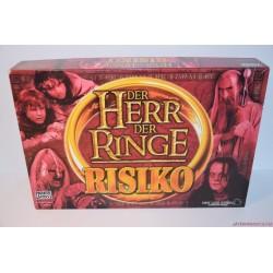 Herr der Ringe, Gyűrűk Ura Risiko, Rizikó stratégiai társasjáték