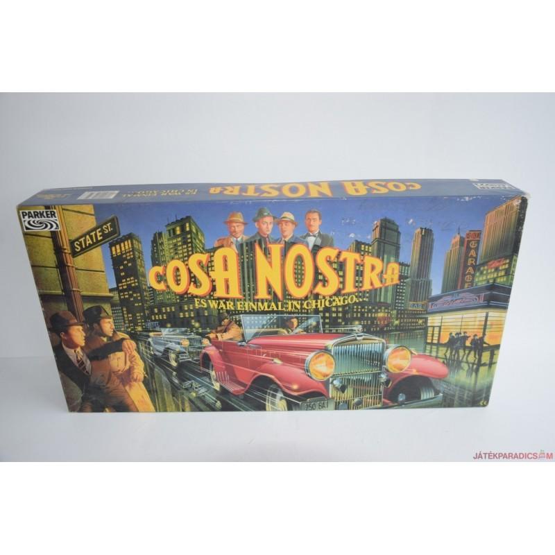 Cosa Nostra társasjáték