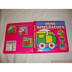 Meine Spielsachen- Játékaim