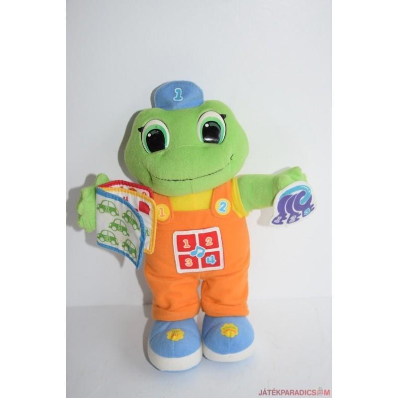 Leap Frog béka fiú elemes plüss figura