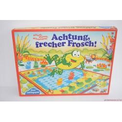 Achtung Frecher Frosch