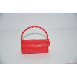 Barbie piros táska