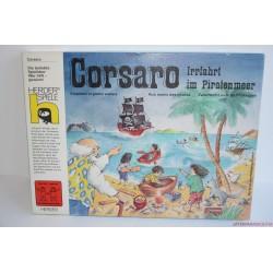 Vintage Corsaro kalózos társasjáték
