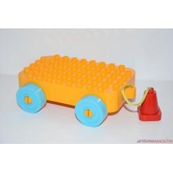 Lego Duplo húzós kocsi