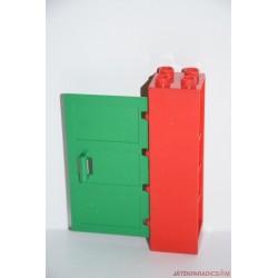 Lego Duplo polcos szekrény elem ajtóval