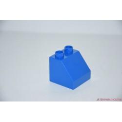 Lego Duplo kék tető elem