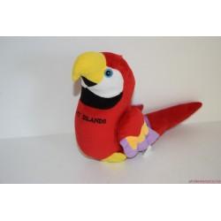 Island Canary plüss kanári madárka