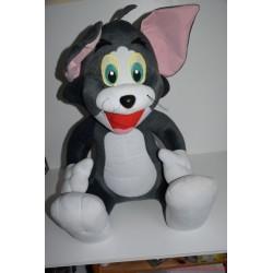 Ritkaság! Hatalmas Tom plüss macska, Tom és Jerry meséből