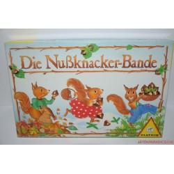 Die Nußknacker-Bande társasjáték