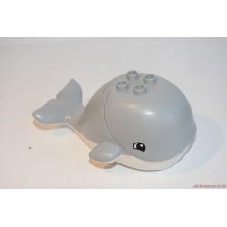 Lego Duplo szürke bálna