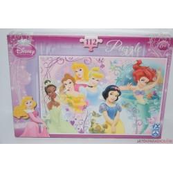 ÚJ! Disney Hercegnők puzzle kirakós játék