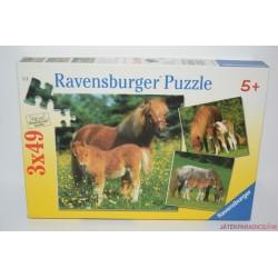 Pónilovak puzzle kirakós játék