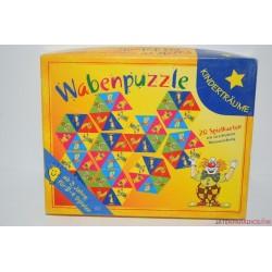 Wabenpuzzle kirakós társasjáték