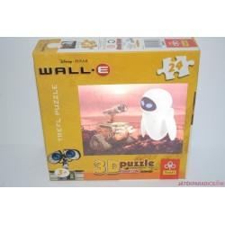 3D Disney Wall-E puzzle kirakós játék