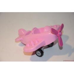 Lego Duplo rózsaszín repülőgép