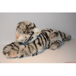 Vintage Steiff plüss fehér tigris