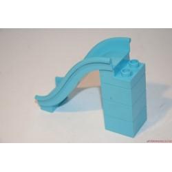 Lego Duplo kék csúszda