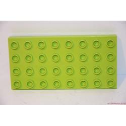 Lego Duplo kis almazöld alaplap
