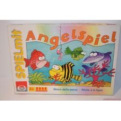 Angelspiel horgász játék
