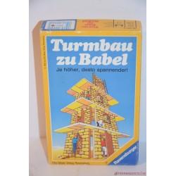 Vintage Turmbau zu Babel társasjáték