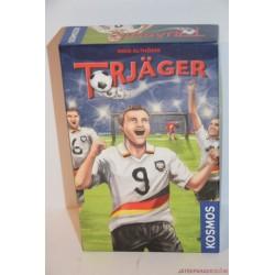 Torjäger focis társasjáték