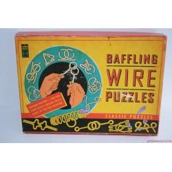 Baffling Wire, Ördöglakat logikai puzzle játék