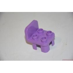Lego Duplo lila szék