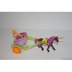 Playmobil sellő hercegnő fogat unikornissal